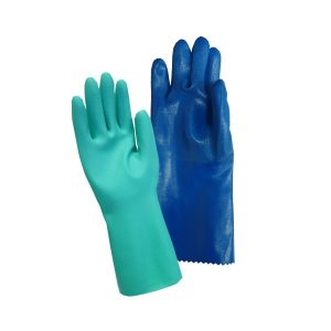 Liquid-Proof / Chemical Resistant Gloves - Nitrile