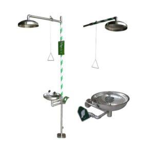 Safetyware Emergency Eyewash & Shower