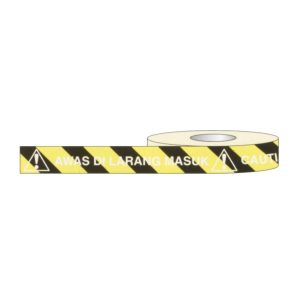 Barrier Tape, Rope & Plastic Chain