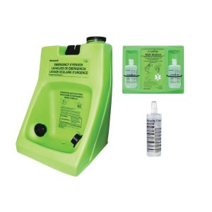 Portable Emergency Eyewash & Shower