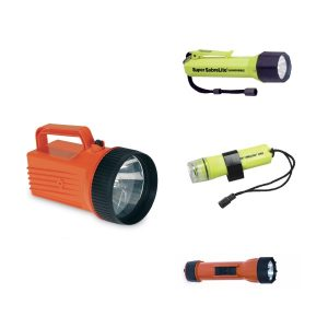 Professional Safety Flashlights & Lanterns