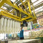 Glove manufacturing