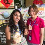 Coconut Ice Cream Food Truck Day 2018 - 1