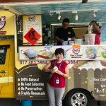 Coconut Ice Cream Food Truck Day 2018 - 2