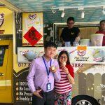 Coconut Ice Cream Food Truck Day 2018 - 3