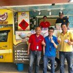 Coconut Ice Cream Food Truck Day 2018 - 6