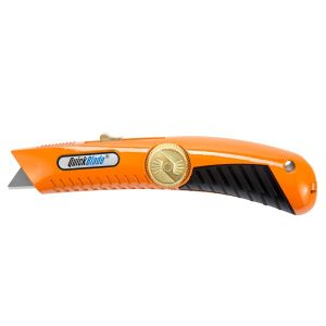 PACIFIC HANDY CUTTER QBS20 Self-Retracting Metal Utility Knife