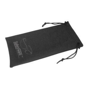 SAFETYWARE Black Microfiber Bag
