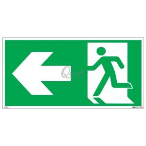 Exit Sign EES011