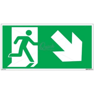Exit Sign EES018