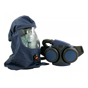 Powered Air Purifying Respirator (PAPR)
