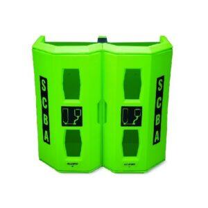 ALLEGRO Dual SCBA Storage Cabinet