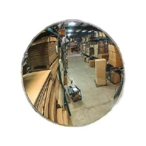 SAFETYWARE Polycarbonate Indoor Convex Mirrors