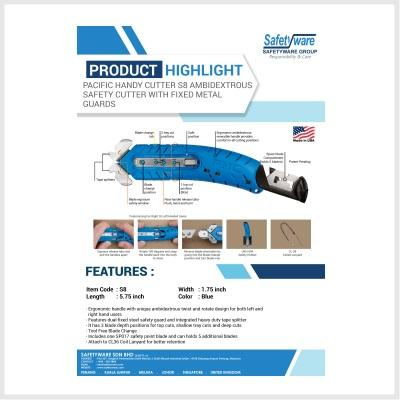 Product Highlight - Pacific Handy Cutter