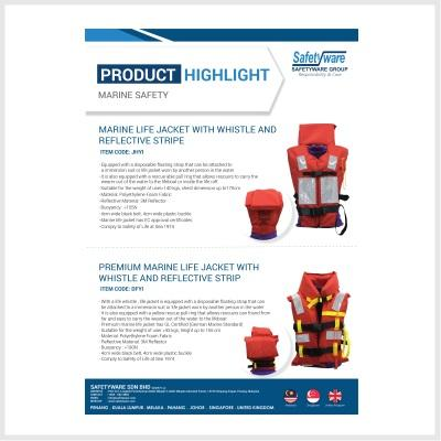 Product Highlight - Marine Safety