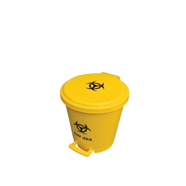 bioharzard pedal bin
