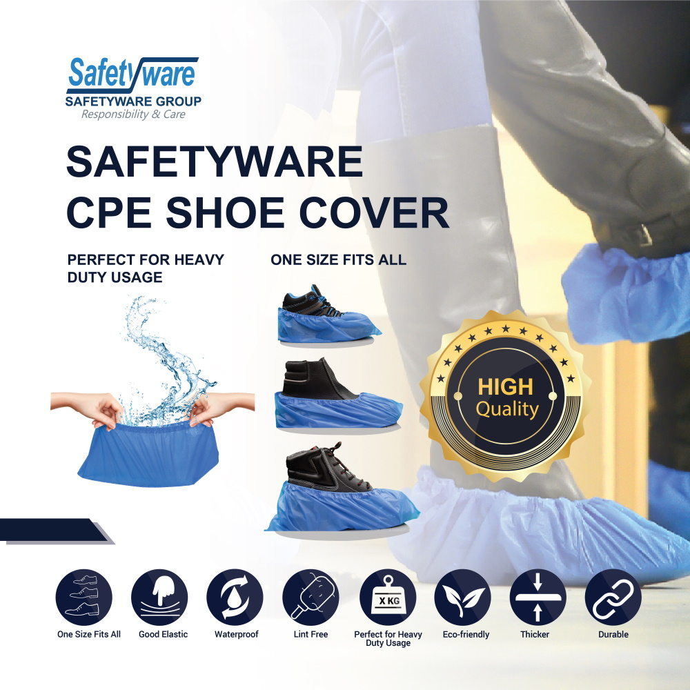Manufacturing - Shoe Cover